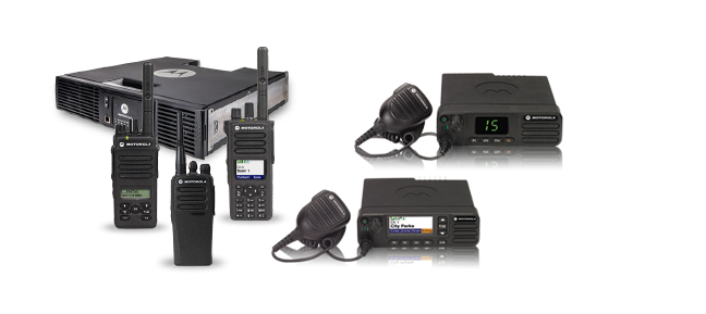 MOTOTRBO Radios for Education
